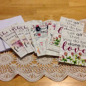 All-occasion cards with bible quotes